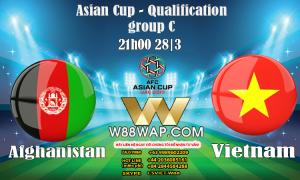 21g00ngày 28/3: Afghanistan vs Việt Nam