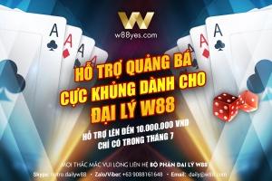 Read more about the article HỖ TRỢ PHÁT TRIỂN ĐẠI LÝ CỰC KHỦNG TRONG THÁNG 7