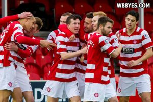SOI KÈO : 01H45 NGÀY 29/03 : SAINT JOHNSTONE – HAMILTON ACCIES