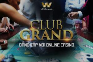 Read more about the article TRỞ THÀNH NGƯỜI ĐẦU TIÊN TRẢI NGHIỆM LIVE CASINO MỚI: CLUB W GRAND VÀ NHẬN THƯỞNG TỪ W88!