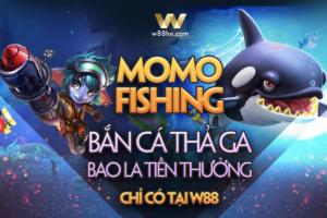 MOMO FISHING – BẮN CÁ THẢ GA – BAO LA TIỀN THƯỞNG