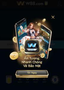 Read more about the article ỨNG DỤNG W88 – THẾ GIỚI GIẢI TRÍ TRONG LÒNG BÀN TAY BẠN