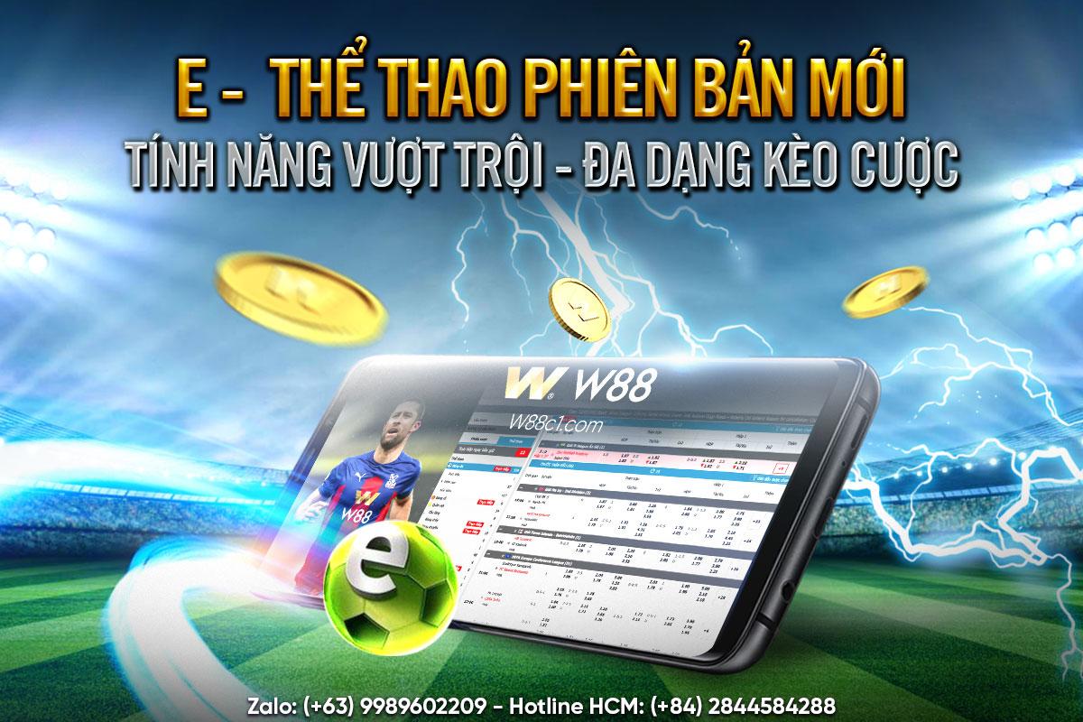 Read more about the article CÓ GÌ MỚI TẠI E THỂ THAO SAU THỜI GIAN VẮNG BÓNG NÂNG CẤP